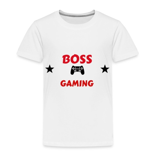 boss gaming - Toddler Premium T-Shirt