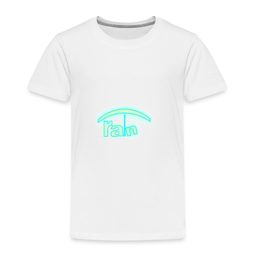 Rainy neon Tshirt - Toddler Premium T-Shirt