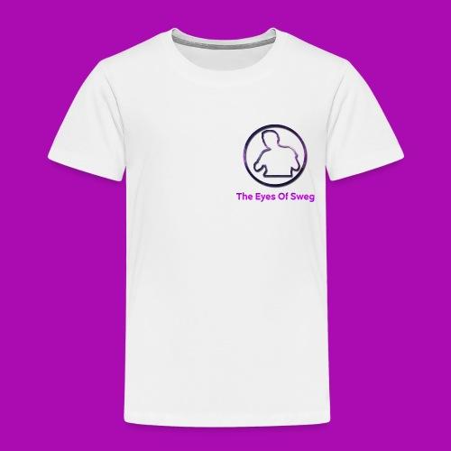 Galaxy Logo - Toddler Premium T-Shirt