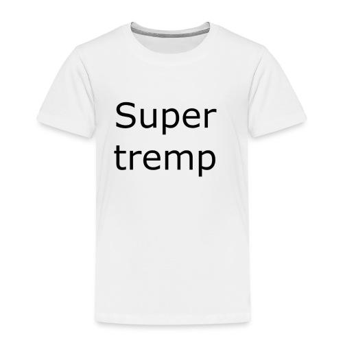Super tremp name logo - Toddler Premium T-Shirt