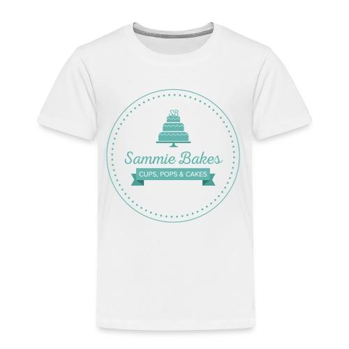 Sammie Bakes Logo - Toddler Premium T-Shirt