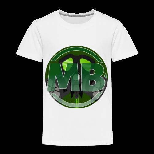 Official Mblohr Logo - Toddler Premium T-Shirt