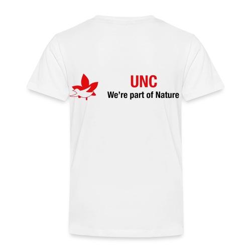UNC logo - Toddler Premium T-Shirt