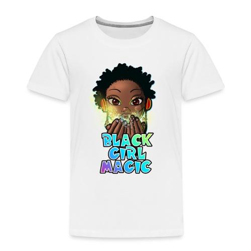 Black Girl Magic - Toddler Premium T-Shirt