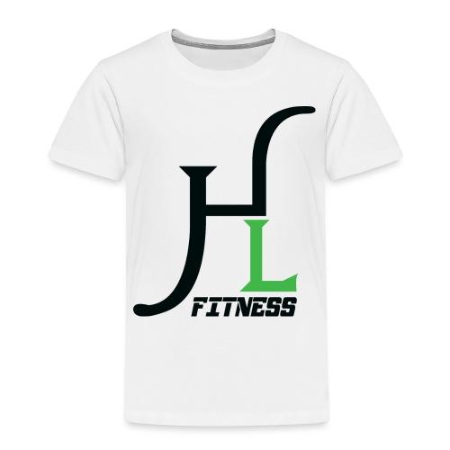 HIIT Life Fitness Logo - Toddler Premium T-Shirt