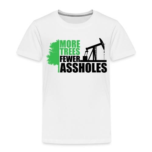 fewer png - Toddler Premium T-Shirt