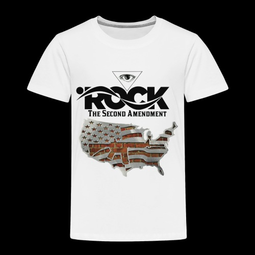 Eye Rock the 2nd design - Toddler Premium T-Shirt