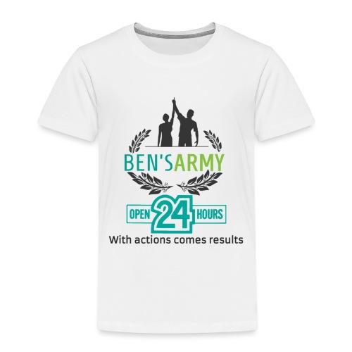 Brand designs - Toddler Premium T-Shirt