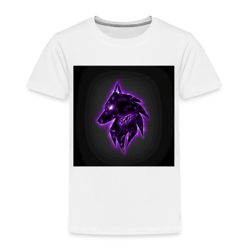 wolf jumper - Toddler Premium T-Shirt