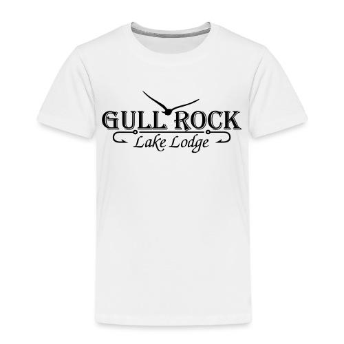 Gullrock Lake Lodge - Toddler Premium T-Shirt