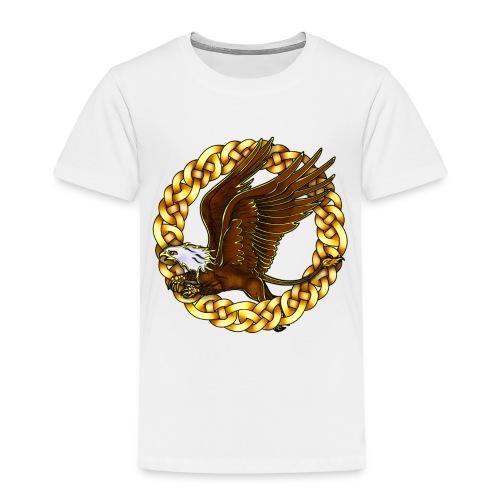 Bald Gryphon - Toddler Premium T-Shirt