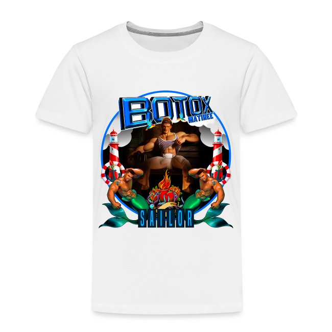 BOTOX MATINEE SAILOR T-SHIRT