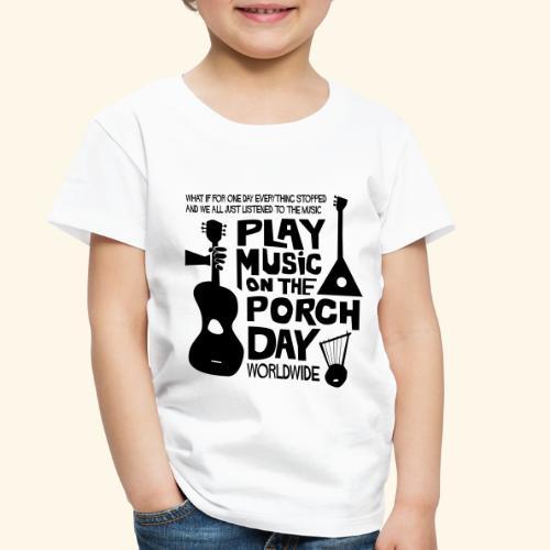 FINALPMOTPD_SHIRT1 - Toddler Premium T-Shirt