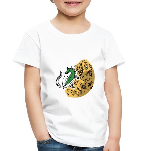 Dragon Gold Keeper - Toddler Premium T-Shirt