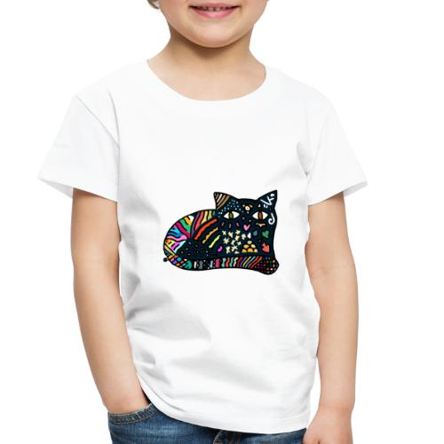 Dreamlike Cat - Toddler Premium T-Shirt