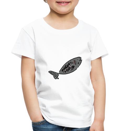 Grilled Fish - Toddler Premium T-Shirt