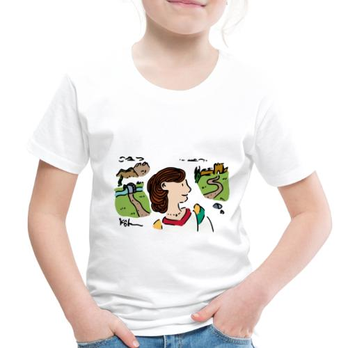 Italian Princess - Toddler Premium T-Shirt