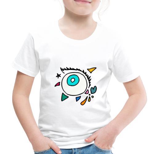 Punkodylate Eye - Toddler Premium T-Shirt