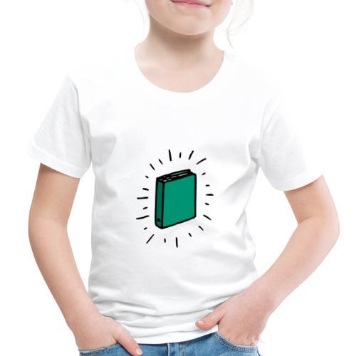 Book - Toddler Premium T-Shirt
