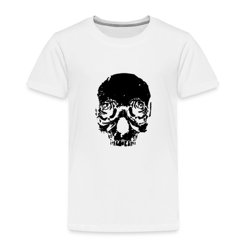 Skull rose - Toddler Premium T-Shirt