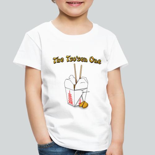The Tsosen One - Toddler Premium T-Shirt