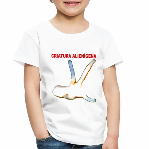 CRIATURA ALIENI GENA - Toddler Premium T-Shirt