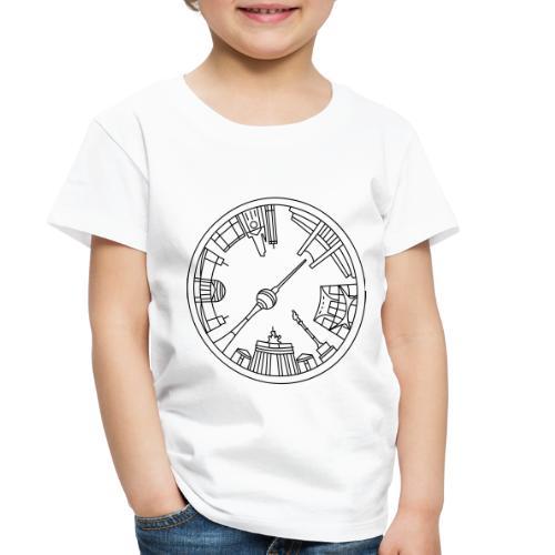 Berlin emblem - Toddler Premium T-Shirt