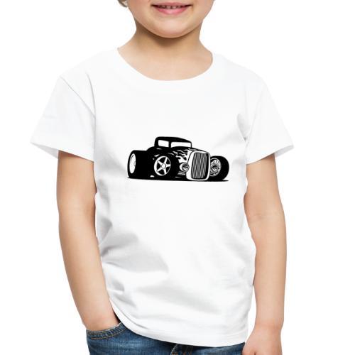 Seventies Classic American Muscle Car - Toddler Premium T-Shirt