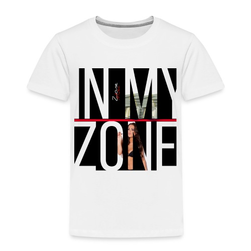 In The Zone - Toddler Premium T-Shirt