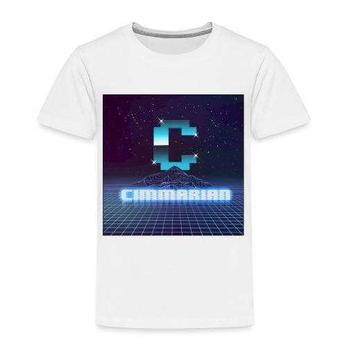 The killer 80s logo - Toddler Premium T-Shirt