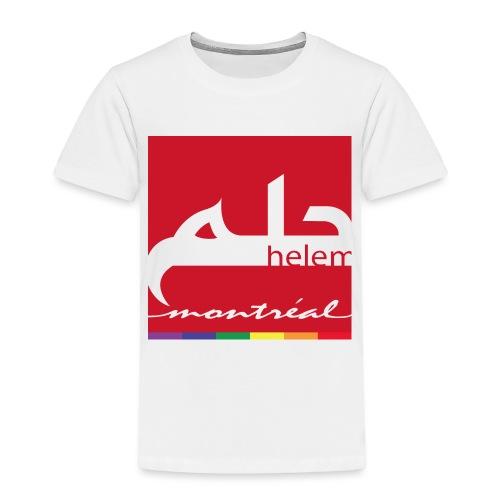 Helem Montreal Logo - Toddler Premium T-Shirt