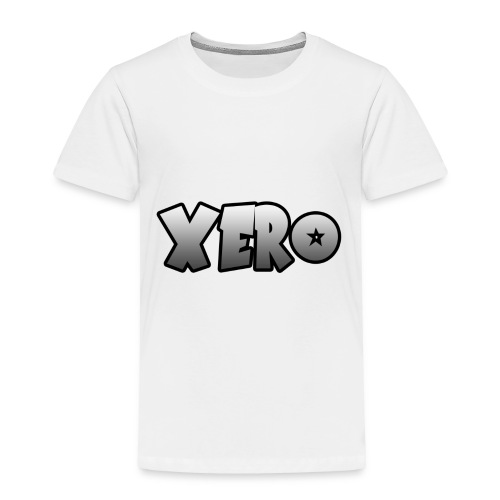 Xero (No Character) - Toddler Premium T-Shirt
