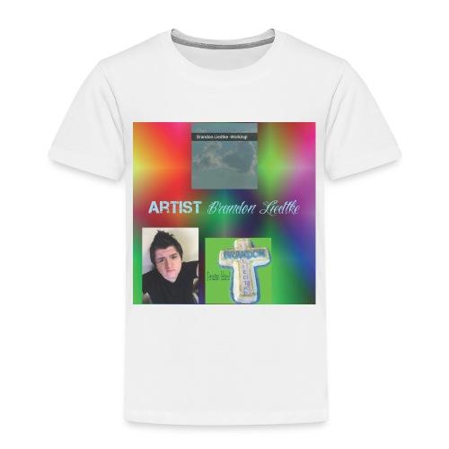 Brandons Music 1 - Toddler Premium T-Shirt