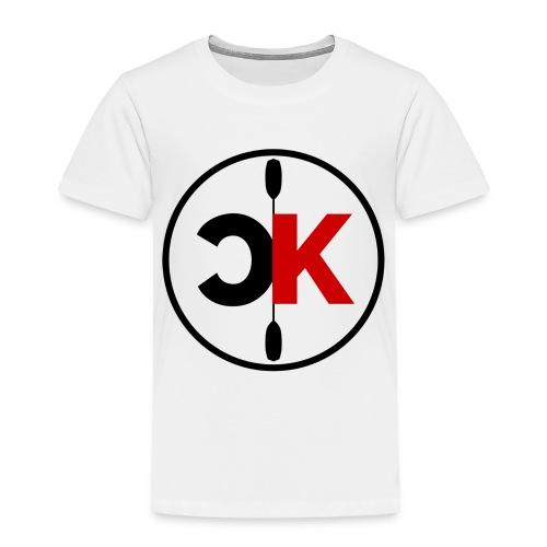 Canoe & Kayak - Toddler Premium T-Shirt