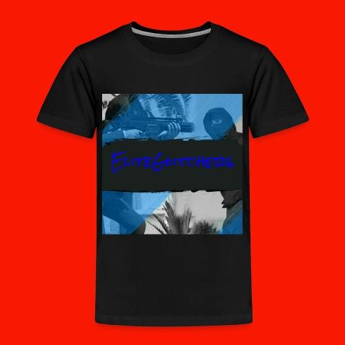 EliteGlitchersRevamp - Toddler Premium T-Shirt