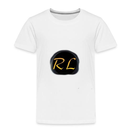 First ever logo - Toddler Premium T-Shirt