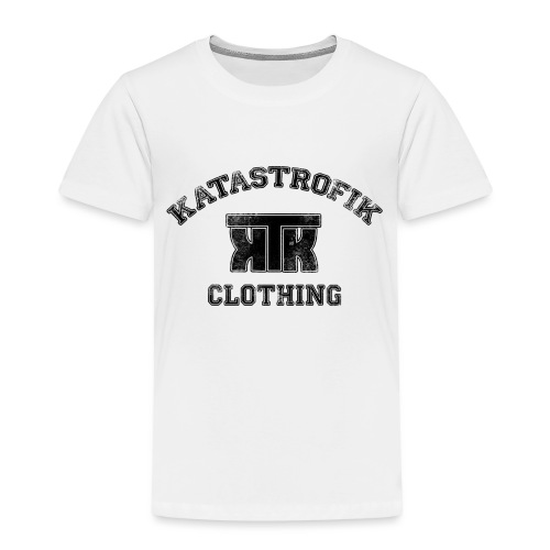 Katastrofik-used - Toddler Premium T-Shirt