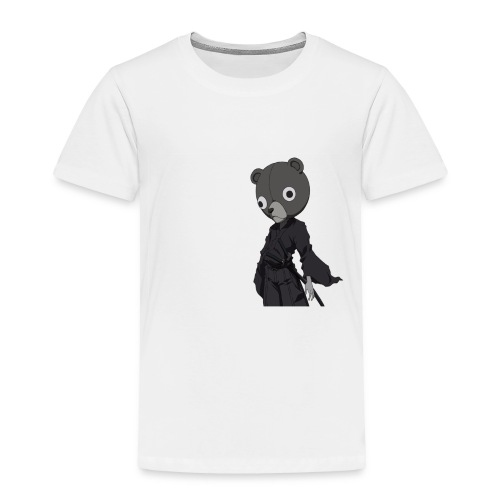 Jinnosuke Stand off pose - Toddler Premium T-Shirt