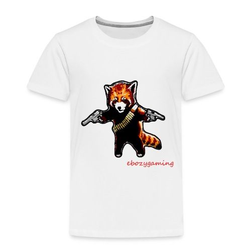 ebozygaming signature T-SHIRT - Toddler Premium T-Shirt