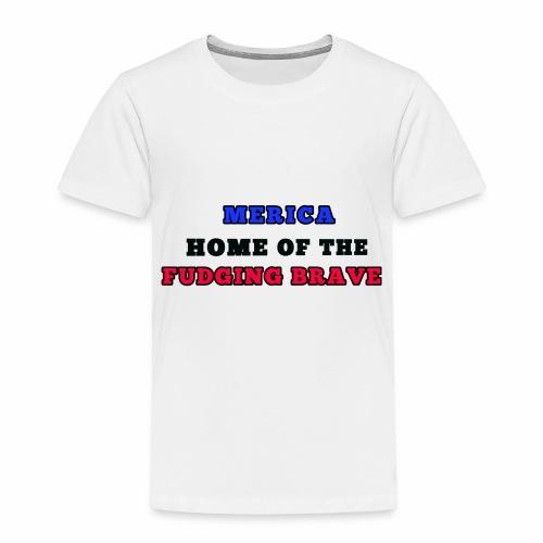 MERICA - Toddler Premium T-Shirt