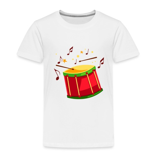 drum sticks beat - Toddler Premium T-Shirt