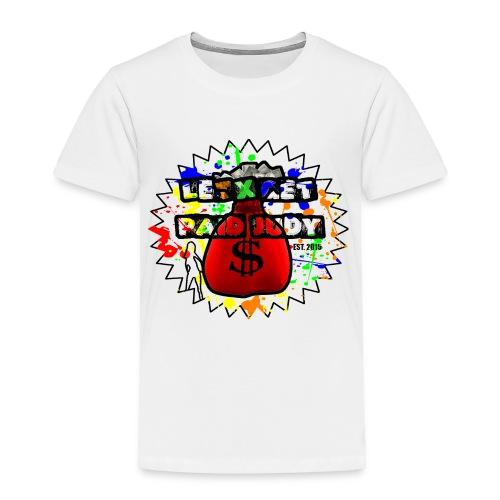 Letx Get Paid Judy Clothing - Toddler Premium T-Shirt