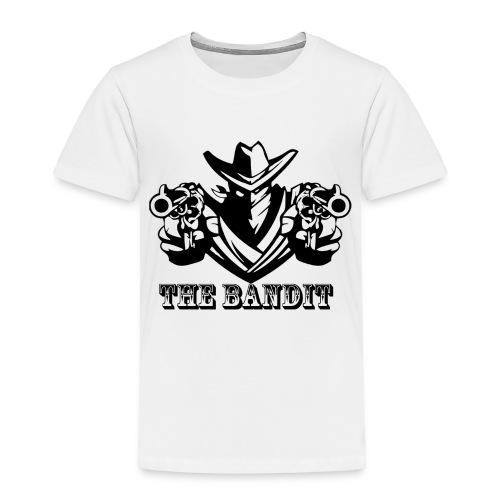 BANDIT - Toddler Premium T-Shirt