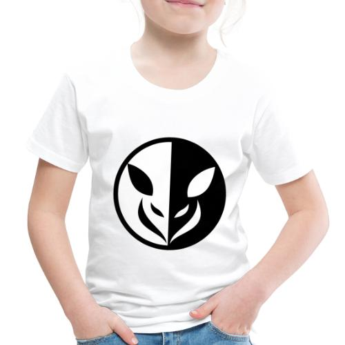 Small Animal Logo Illustration - Toddler Premium T-Shirt