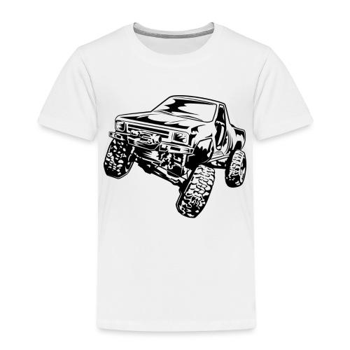 Truck Crawler - Toddler Premium T-Shirt