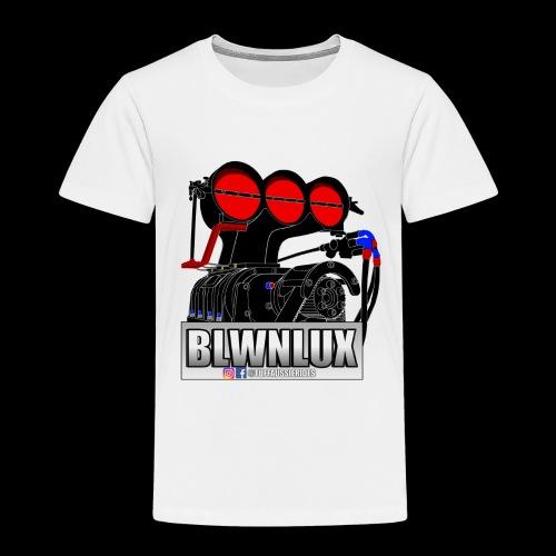 BLWNLUX (Engine) - Toddler Premium T-Shirt