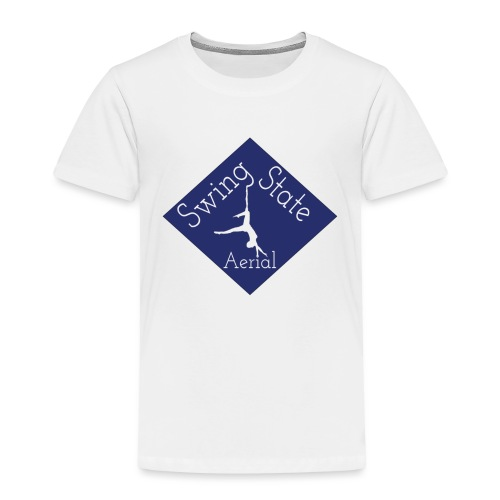 Large Swing State Logo - Toddler Premium T-Shirt
