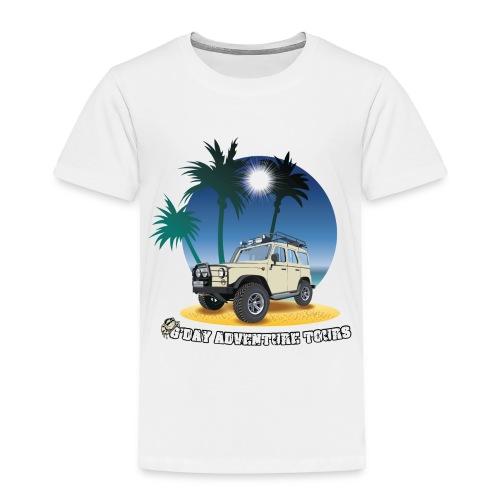 G'day Adventure Tours - Toddler Premium T-Shirt