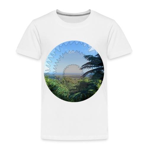 Landscape Filter - Toddler Premium T-Shirt