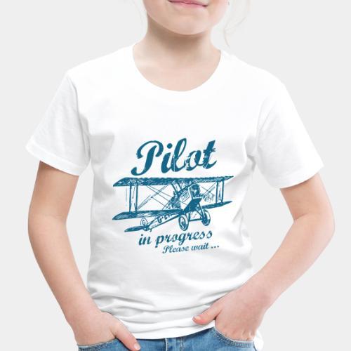 pilot - Toddler Premium T-Shirt